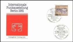 1981  Internationale Funkausstellung