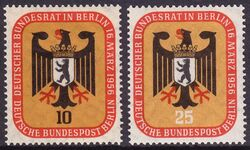 1956  Deutscher Bundesrat in Berlin