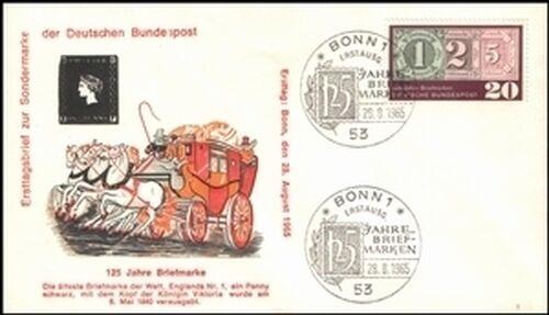 1965 125 Jahre Briefmarken Briefmarken Versand Weltde
