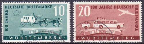 1949 100 Jahre Deutsche Briefmarken Briefmarken Versand Weltde