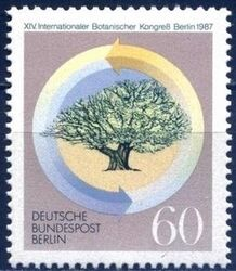 1987  Internationaler Botanischer Kongreß