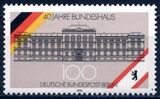 1990  Bundeshaus in Berlin