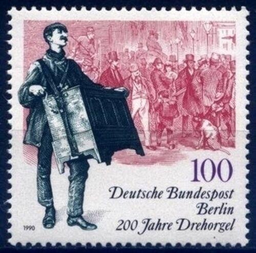 1990 200 Jahre Drehorgel