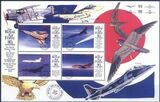 Nevis 1998  80 Jahre Royal Air Force