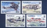 Tuvalu 1998  80 Jahre Royal Air Force  (RAF)