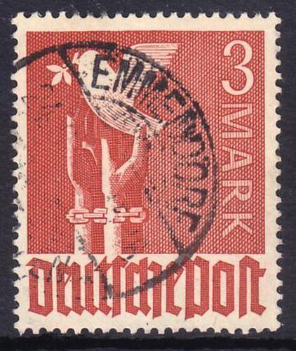 1947 Freimarken: Kontrollratsausgabe - Arbeiter