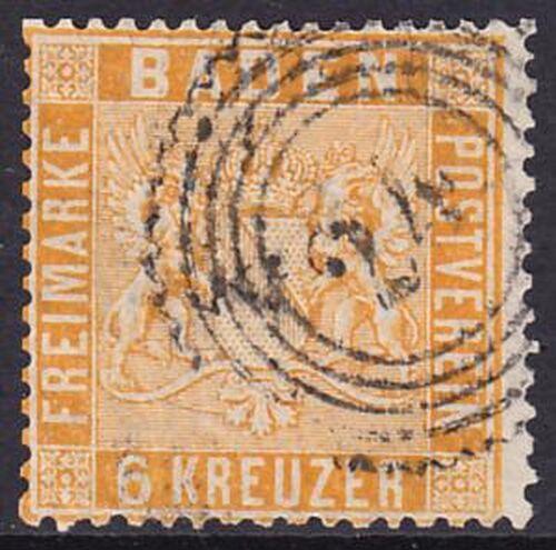 1860 Freimarke: Wappen