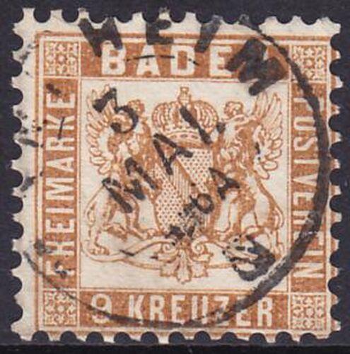 1862 Freimarke: Wappen