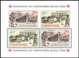1988  Internationale Briefmarkenausstellung PRAGA -...