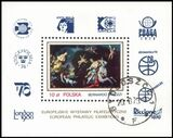 1979  Internationale Briefmarkenausstellungen in Europa