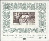 1993  Internationale Briefmarkenausstellung POLSKA `93