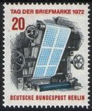 1972  Tag der Briefmarke