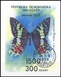 Madagaskar 1992  Schmetterling