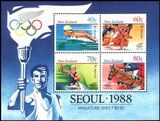 Neuseeland 1988  Olympische Sommerspiele in Seoul