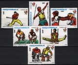 Mocambique 1988  Olympische Sommerspiele in Seoul