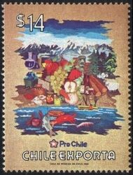 1981  Chile exportiert