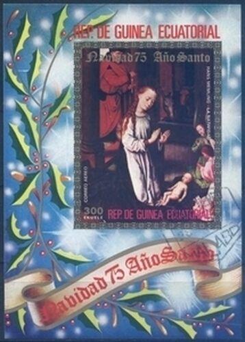 1975 heiliges jahr weihnachten gem lde briefmarken. Black Bedroom Furniture Sets. Home Design Ideas