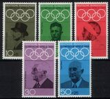 1968  Olympische Sommerspiele in Mexico