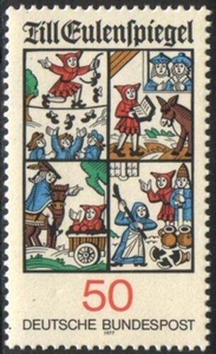 1977 Till Eulenspiegel Briefmarken Versand Weltde
