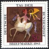 1983  Tag der Briefmarke
