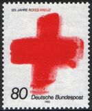 1988  125 Jahre Internationales Rotes Kreuz