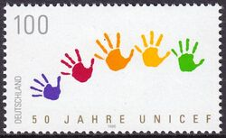 1996  Kinderhilfswerk der Vereinten Nationen (UNICEF)
