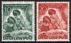 1951  Tag der Briefmarke