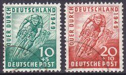 Bundesrepublik Deutschland Jahrgänge 1948 Bis 1960 Briefmarken