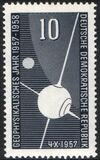 1957  Internationales Geophysikalisches Jahr