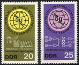 1965  Internationale Fernmeldeunion (ITU)