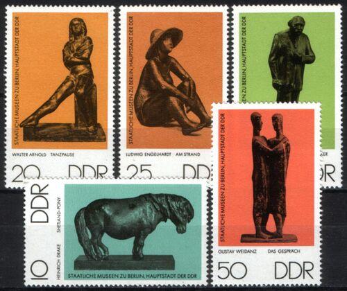 1976 staatliche museen in berlin briefmarken versand. Black Bedroom Furniture Sets. Home Design Ideas