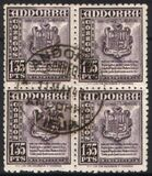 1948  Freimarken: Nationale Symbole