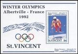 St. Vincent 1992  Winterolympiade