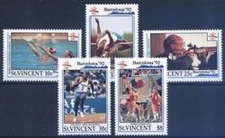 St. Vincent 1992  Sommerolympiade Barcelona
