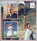 Paraguay 1989  Olympische Sommerspiele