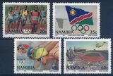 Namibia 1992  Olympische Sommerspiele in Barcelona