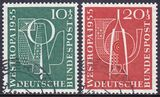 1955  Internationale Briefmarkenausstellung Westropa