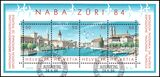 1984  Nationale Briefmarkenausstellung NABA ZÜRI `84