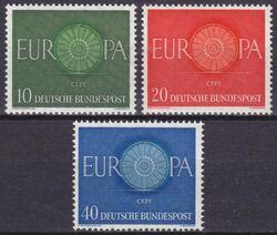 1960 Europa Cept Briefmarken Versand Weltde