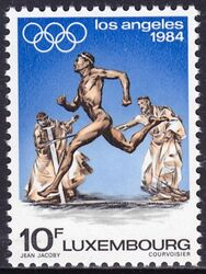 1984  Olympische Sommerspiele in Los Angeles