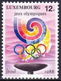 1988  Olympische Sommerspiele in Seoul