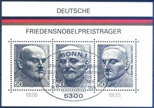 Deutsche Friedensnobelpreisträger