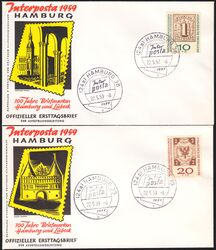 0399 - 1959  Interposta - Erstauflage