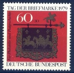 Kroatien Tag Der Briefmarke 1998 ** Europa