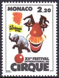 1986  12. Internationales Zirkusfestival von Monte Carlo