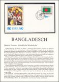 Unicef - Flaggen der Nationen 1980/81