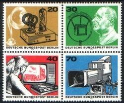 1973 50 Jahre Deutscher Rundfunk Briefmarken Versand Weltde