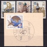 1225 - 1990  Internationale Fernmeldeunion