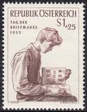 1955  Tag der Briefmarke
