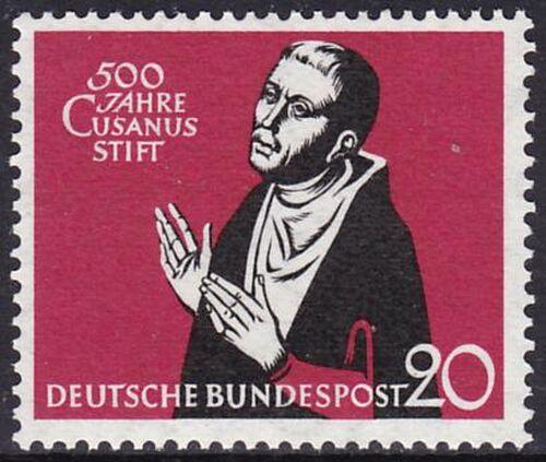 1958 500 Jahre Cusanusstift Briefmarken Versand Weltde